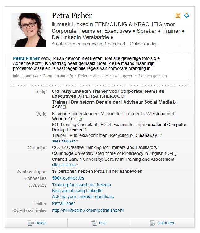 LinkedIn NL Archives - LinkedIn Training, LinkedIn ...