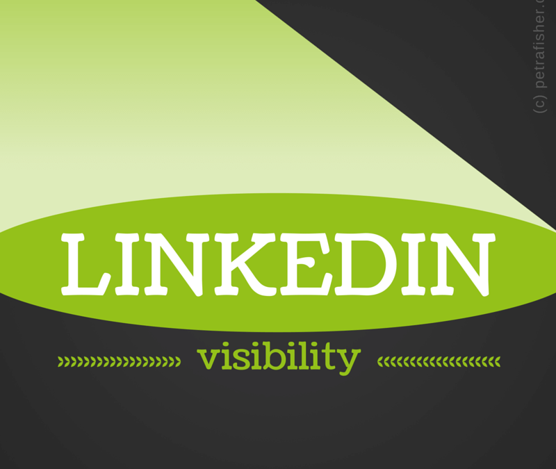 Improve your LinkedIn visibility through active group use