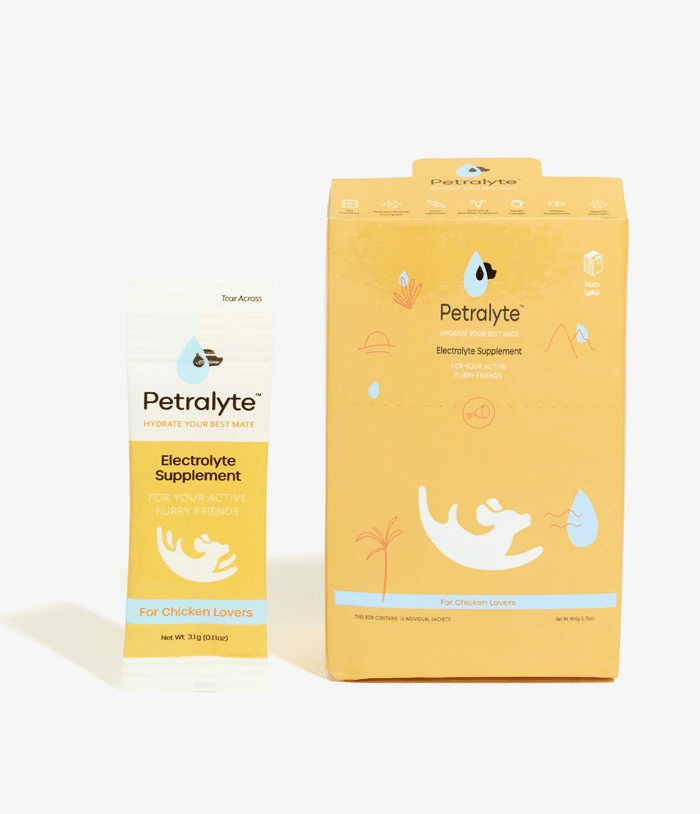 Product Image: Petralyte Electrolyte Supplement Chicken Flavor