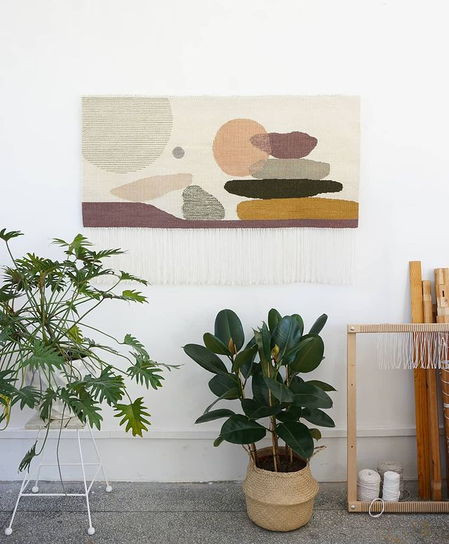 Modern Tapestry_Tartaruga Studio rug