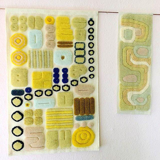 Modern Tapestry_RvLoM wallhanging