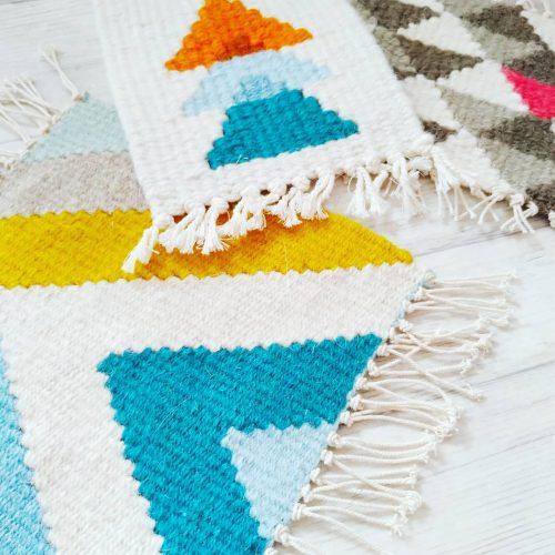 Petra Marciniak_modernweaving_geometric tapestry weaving