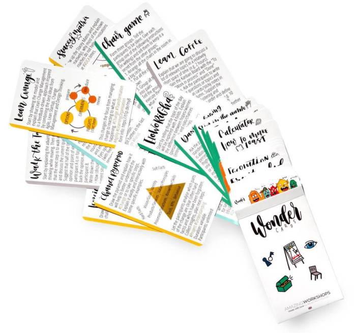 Wondercards
