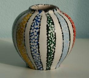 Ü-Keramik small vase decor Toska