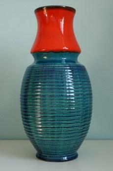 Bay vase form number 78-40