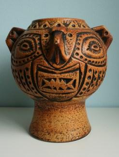 Head vase by Jasba form N 31211 32