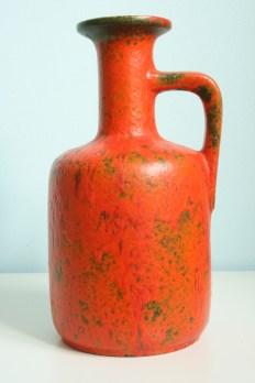 Rusch jug vase decor Volcano