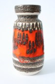 Scheurich vase form Scheurich vase number 242-22number