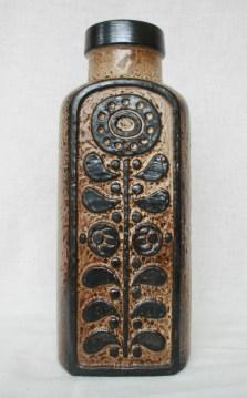 Carstens Luxus vase, moulded mark: 7691-40, design: Dieter Peter.