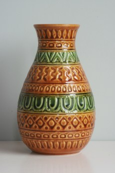 Bay vase 1960s form number 92-25