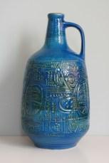 Carstens Atelier floor vase, moulded mark: 7090-50, design: Gerda Heuckeroth.