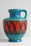 Bay vase form number 216-25