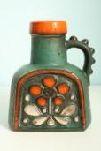 Carstens Luxus vase, moulded mark: 7697-18, design: Dieter Peter.