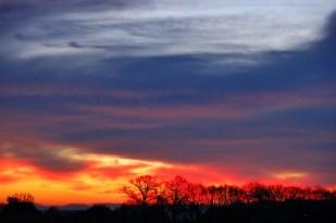 7-Januar Sonnenaufgang *home*