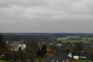 22-Februar Blick auf Unterstromberg