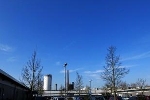 14-März blauer Himmel, WD