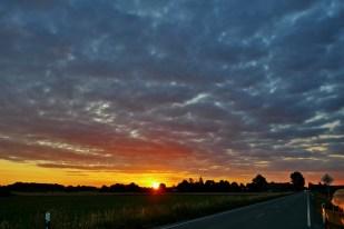 12-Juli ein toller Morgen!