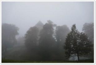 23-Oktober Nebel am Schloß Rheda