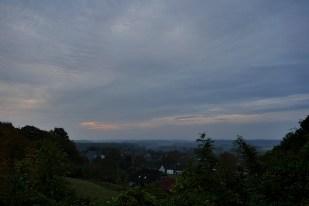 24-Oktober oben in Stromberg--immer noch grau...