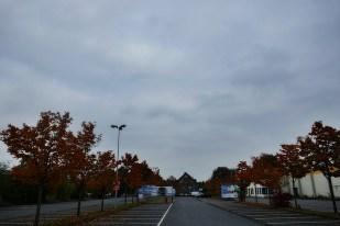 26-Oktober in WD ... grau..regnerisch wie immer!