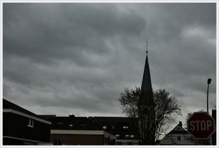 17-November in Rheda ...ganz grau!