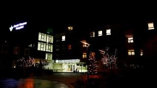 1.WeihnachtsTag um 0.30 Uhr T. ins Krankenhaus