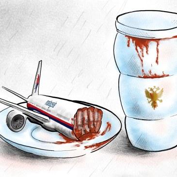 MH17: путин — ланч…