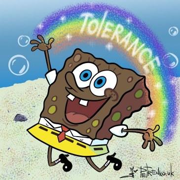 Толерантность должна быть толерантной…