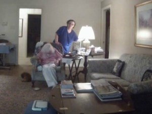 Healthcare worker attacks