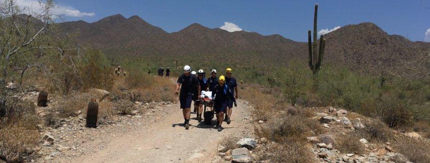 Dog died in Arizona heat while hiking