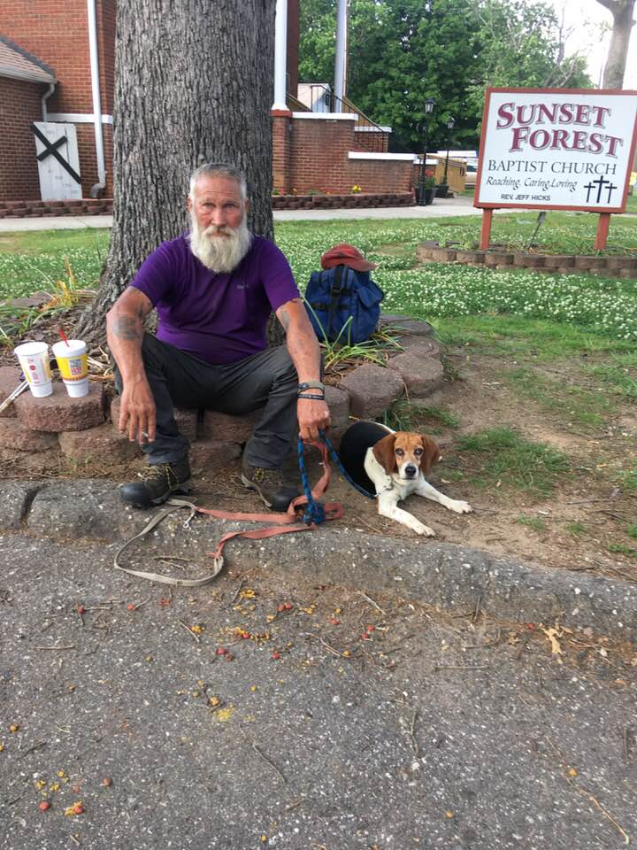 Good Samaritan arrested for rescuing dog from abusive owner • Pet Rescue Report
