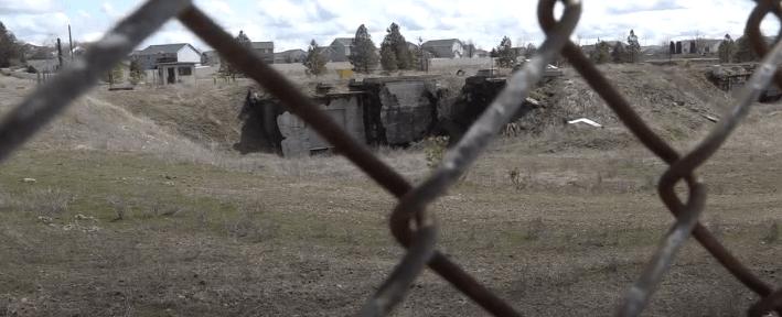 old missile silo