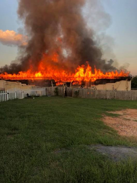 Statement after kennel fire