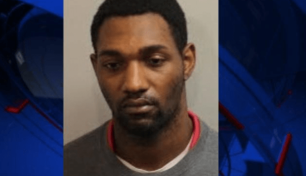 Man accused of abandoning dog in bathroom