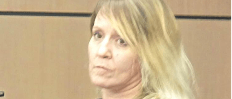 Prison for woman who fatally neglected dog