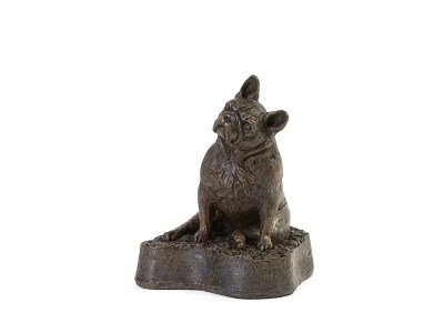 French Bulldog Urn