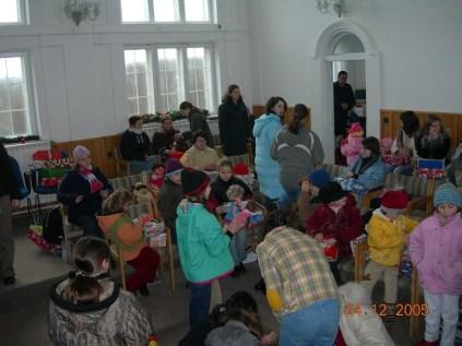 Botosani - cadouri de Craciun 2005 (6)