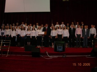 Cor Perugia - conferinta de la Roma (1)