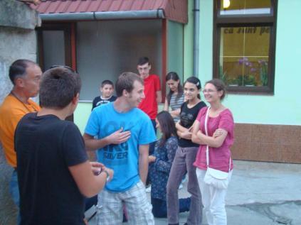 Brasov - la fam. Rotopanescu (3)