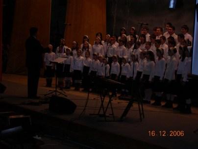 Suceava- RVE - concert Craciun 2006