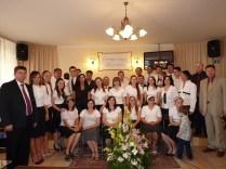 Padova - inaugurare cor mixt (1)