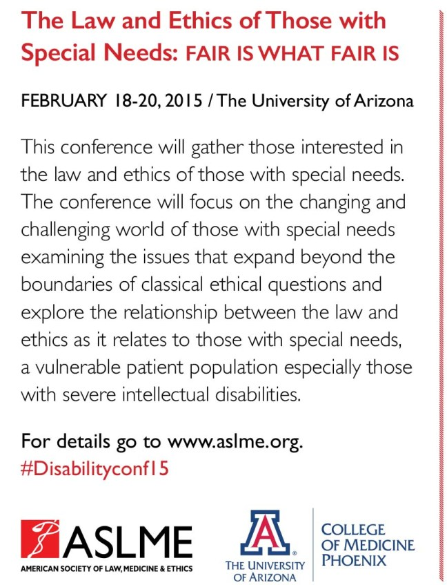 Electronic Handout_Bioethics Conference - Feb2