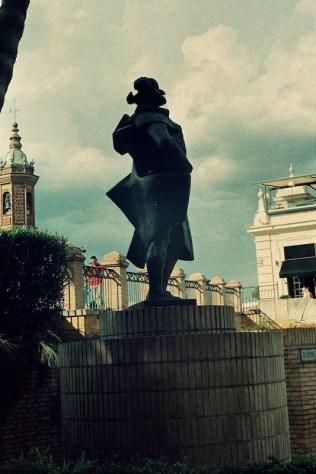 Seville: September 2018 (Fed 2: Adox Color Implosion).