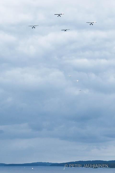 Lentäjäystävien muistolento