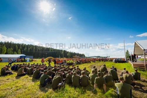 Kuopio-Jukola 2014 valokuvaaja Petri Jauhiainen