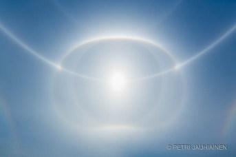 Auringon halo