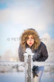 Talvi valokuvaaja Petri Jauhiainen