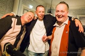 Jakke, Markus ja Juppe