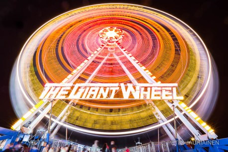 Really Big Wheel