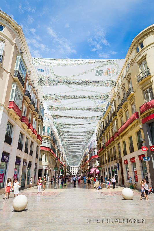 Katettu, Malaga